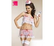 Uniforme sexy d'infirmière Eveline