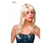 Perruque blonde platine Jessie Pleasure Wigs