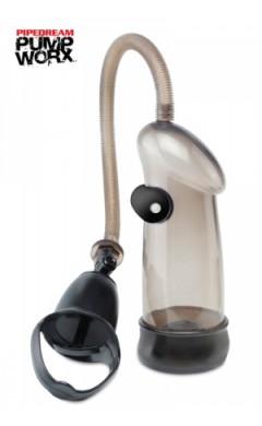 Pompe Vibrating Sure Grip Pipedream