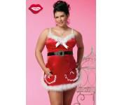 Tablier de Mère Noël Sweet Santa - grande taille