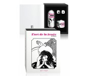 Coffret l'Art de la fessée by Manara