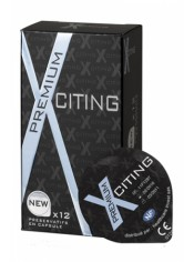 12 préservatifs Xciting Premium