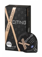 12 préservatifs Xciting Skin Touch
