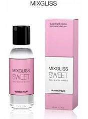 Mixgliss Sweet - Bubble gum 50 ml