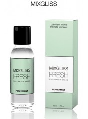 Lubrifiant Mixgliss Fresh Peppermint 50 ml