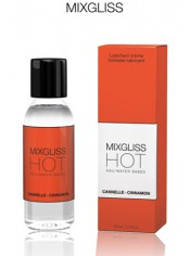Mixgliss Hot - Canelle 50 ml