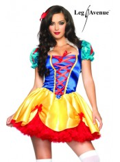 Costume sexy Blanche Neige