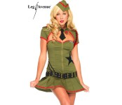 Costume Pin Up US Army
