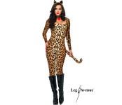 Costume Wild Cat Woman