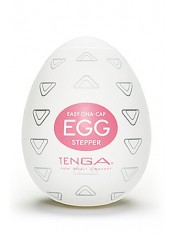 Masturbateur Egg Stepper Tenga
