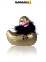 I Rub My Duckie Paris Gold - Canard  vibrant