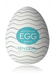 Masturbateur Tenga Egg Wavy