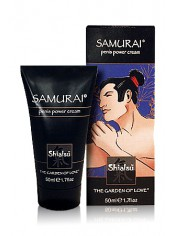 Samurai Penis power Cream