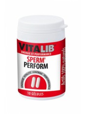 Vitalib Sperm Perform x 10