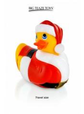 Canard vibrant de Noël