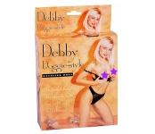 Poupée gonflable Debby Doggie style