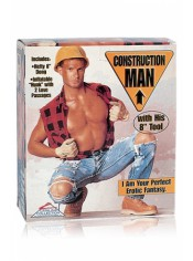 Poupée gonflable Construction Man Doll