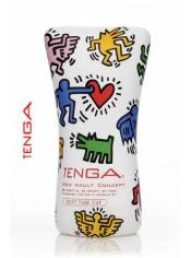 Tenga  Soft tube Keith Haring
