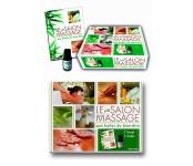 Coffret Salon de massage aux huiles de bien-être