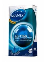 Préservatifs MANIX Ultra Protect  x12
