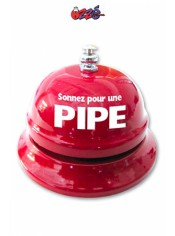 Sonnette de table - Pipe