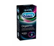 12 préservatifs Durex Orgasmic