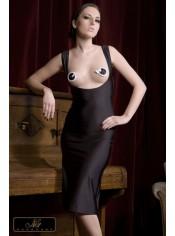 Robe fendue Mathilde